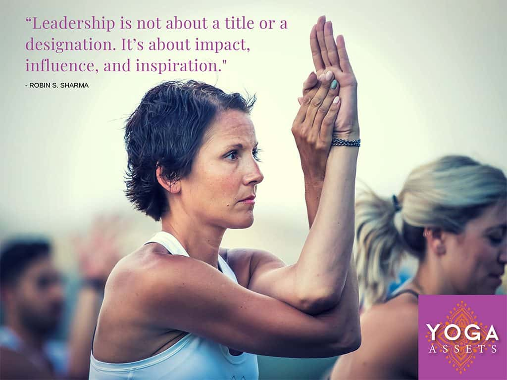Yoga Leadership