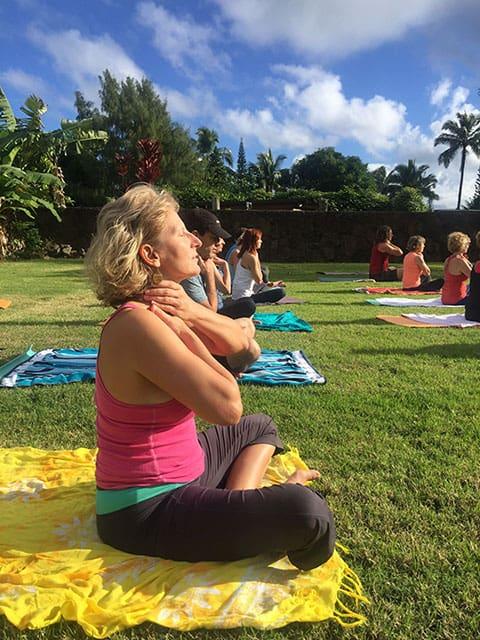 Hawaii-Training